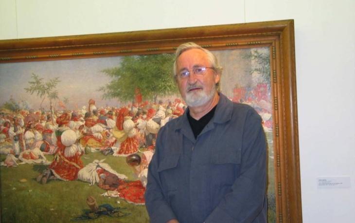 Miloslav Petrusek, jeden ze zakladatelů Knihovny Václava Havla
