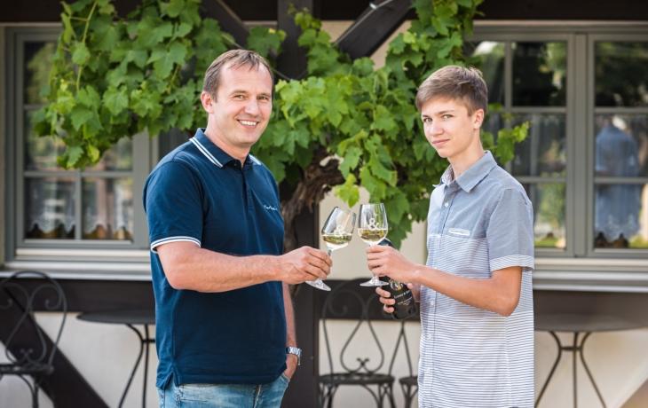 Již čtvrtá generace Zlomků zasvětí život vinařství