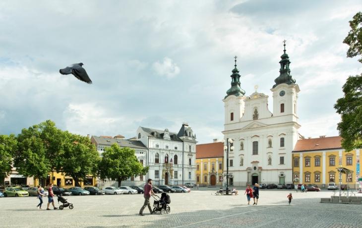 Nečekané prvenství Uherského Hradiště. Je krajským Městem pro byznys