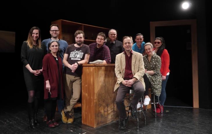 David Vacke se opět představí jako režisér