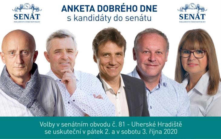 Slovácko stárne a mladé lákají jiné regiony. Co s  tím? Zeptali jsme se kandidátů do Senátu