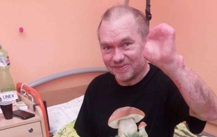 Pomůžete v těžké situaci Radku Knápkovi z Osvětiman?
