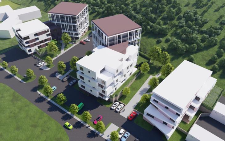 Torzo je minulostí, nahradí jej komplex bytových domů