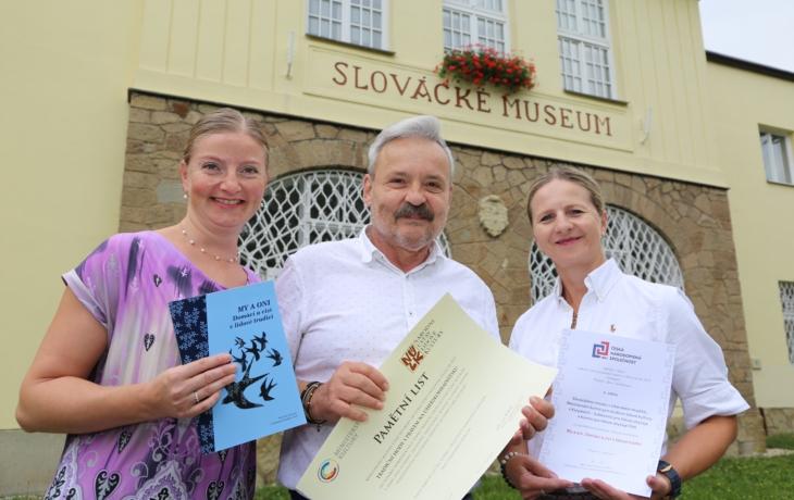 Etnografové Slováckého muzea zvítězili