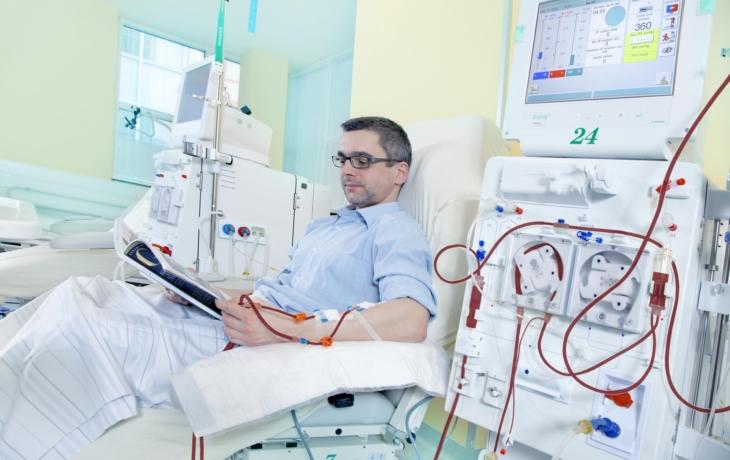 Brodská dialýza: Na covid pozitivní pacienty jsme připraveni