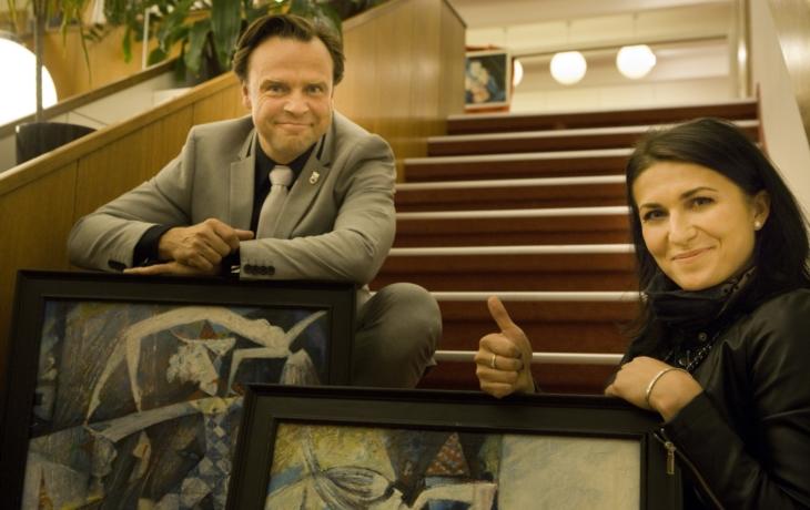Držitelé Slováckých Oskarů byli prvními hosty nového televizního pořadu