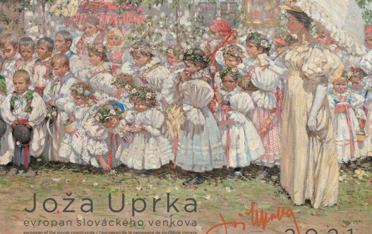 Reprezentativním kalendářem Joži Uprky potěšíte své nejbližší