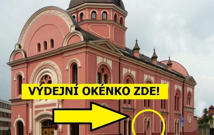 Knihovna od 23. 11. otvírá výdejní okénko