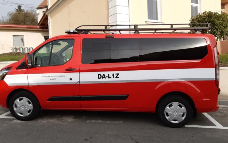 Zlínský kraj přispěje hasičům na nákup nové požární techniky