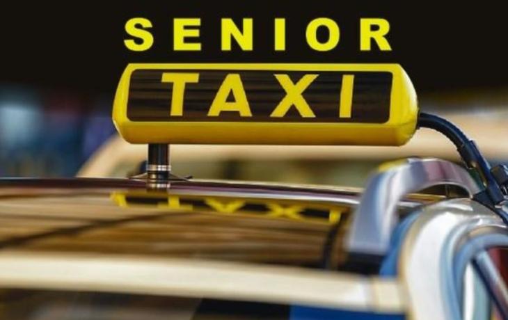 O Senior taxi je zájem, jízdenek je málo