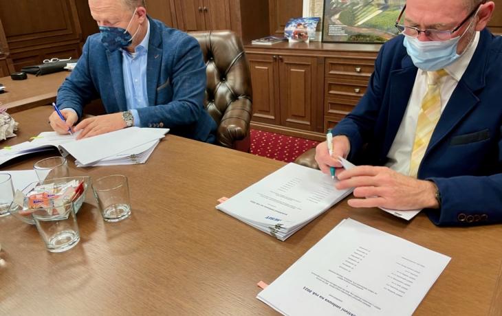Kolektivní smlouva pro rok 2021 je podepsána!