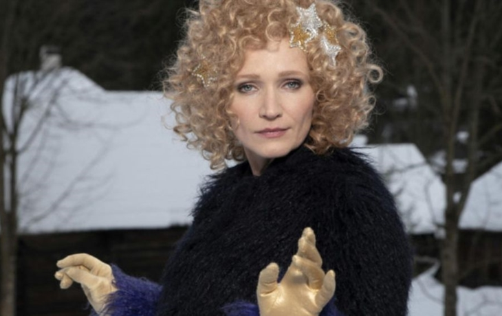 Anna Geislerová na Štědrý den zazáří jako hvězda