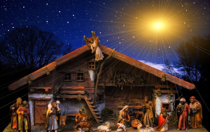 Dětem můžete vyprávět příběh o Ježíškovi