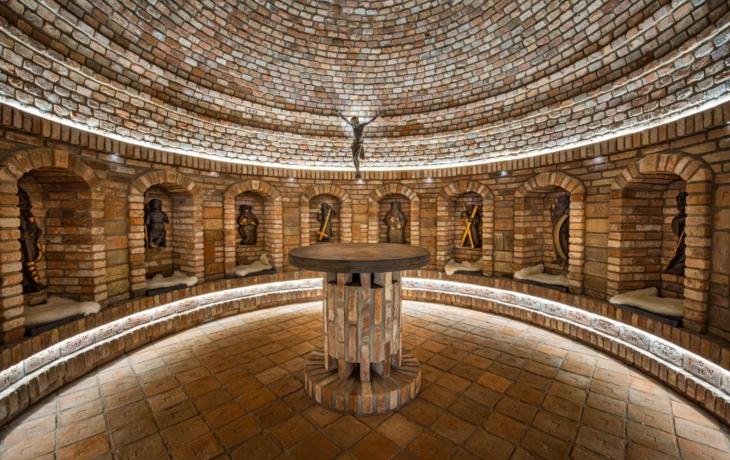 Sklepy Mařatice nabízejí labyrint historických měšťanských sklepů