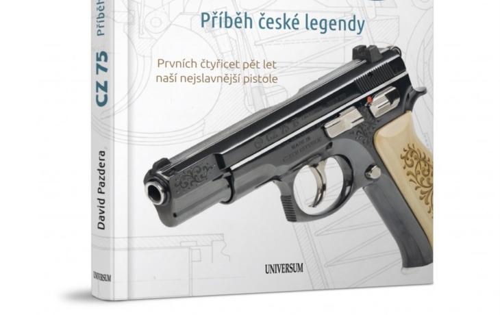 Kniha o legendární pistoli CZ 75