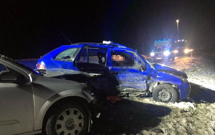 U Zlechova zabíjel opilý řidič!