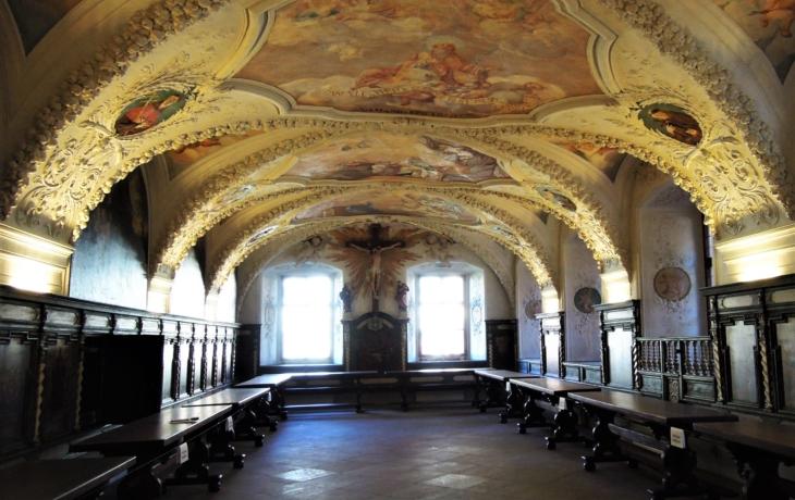 Františkánský klášter je na prodej! Kdo bude novým majitelem?