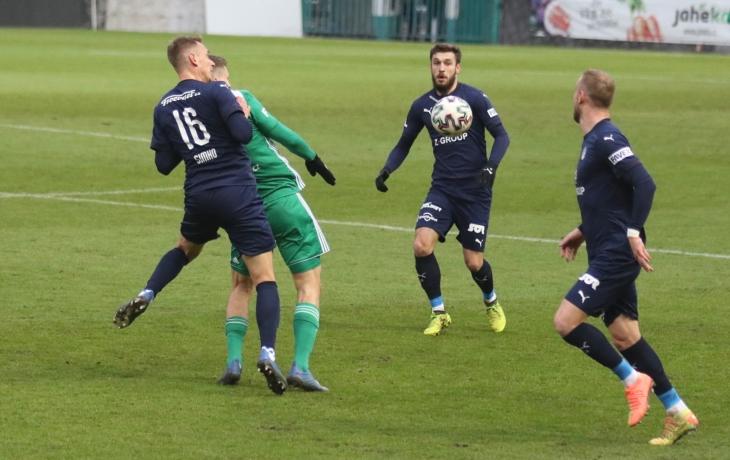 Bohemians Praha 1905 - 1.FC Slovácko 1:3 (0:3)