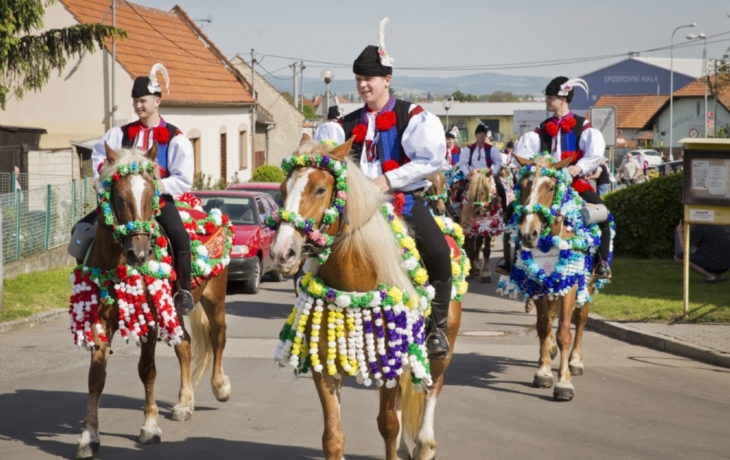 Kraj podpoří jízdy králů a významné festivaly