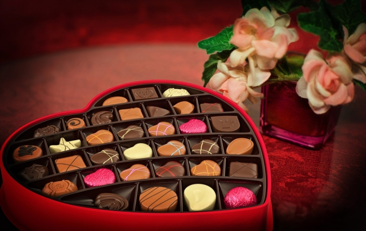 Lásku i bez Valentýna rozdávejte plnými hrstmi