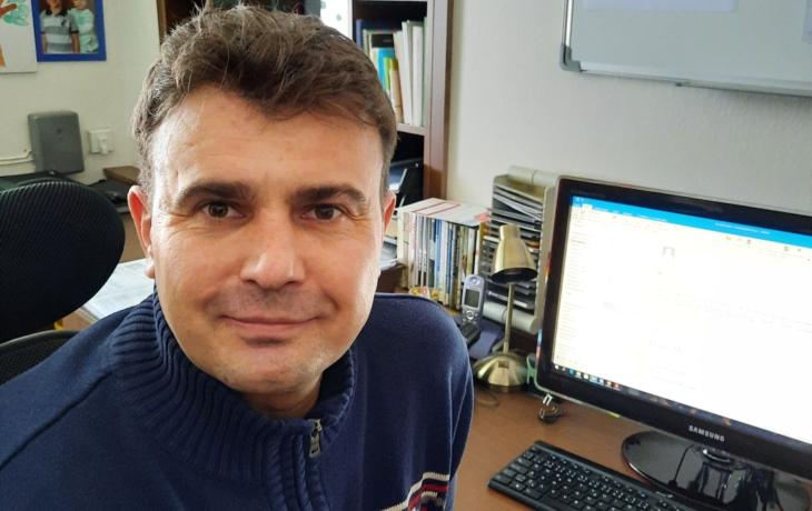 Tomáš Kordula, ředitel ZŠ Františka Horenského Boršice