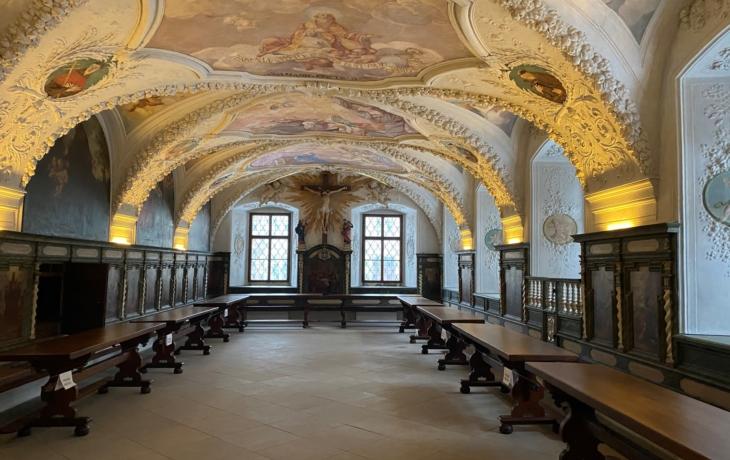 Radnice asi koupí klášter na splátky, navzdory nulové vizi o využití