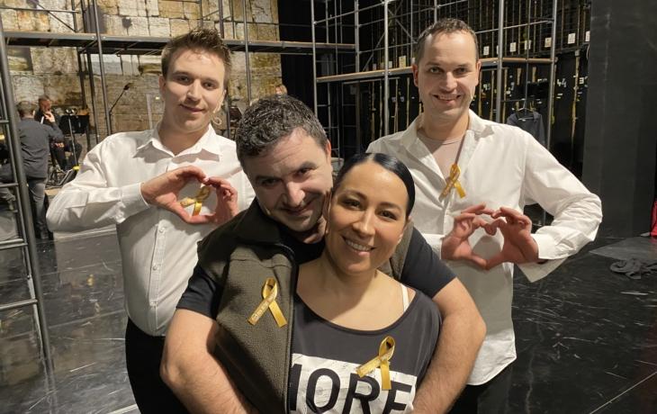 Dnes si divadelníci připomínají celosvětový Den dětské onkologie