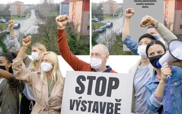 Virtuální projekt budí emoce, petice je včasným varováním!