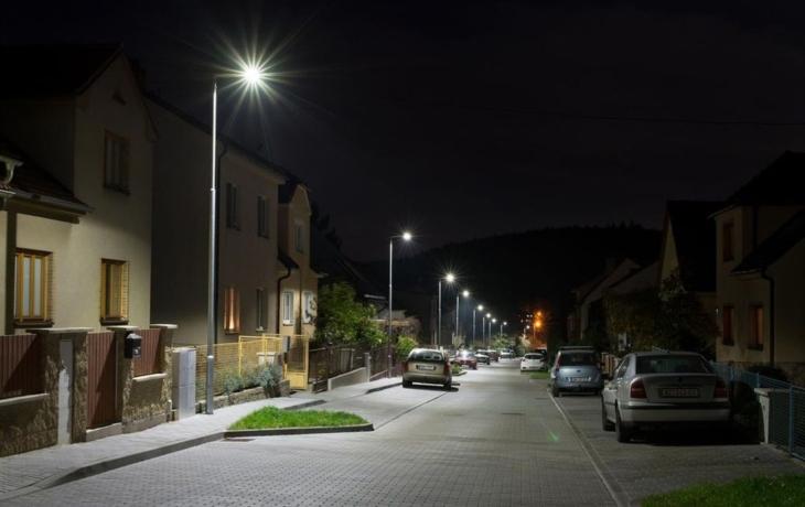 Bojkovice investují do LED osvětlení