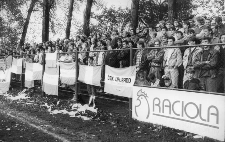 Fotbalový svátek Slovácka sledovala rekordní návštěva 7000 diváků!