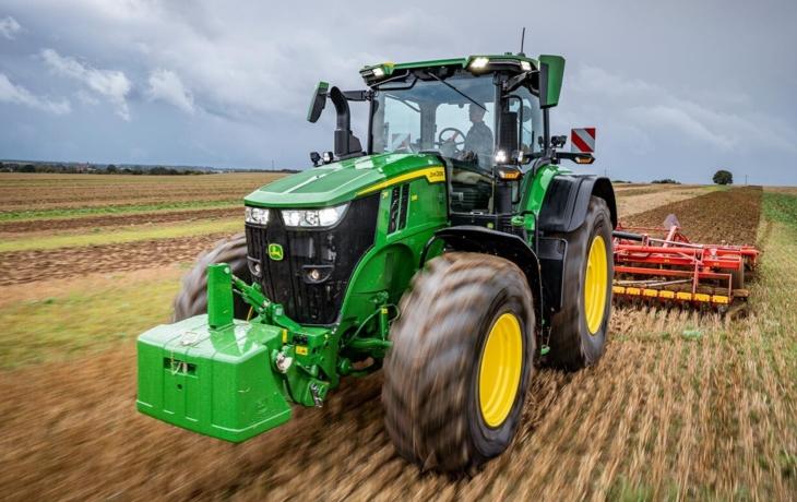 Deutsche podvod! Muž nemá traktor, ani peníze