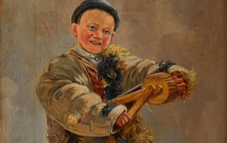 Galerie Joži Uprky ozdobí pamětní bronzová deska