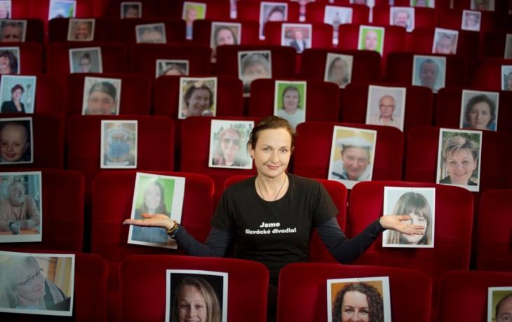 Slovácké divadlo se rozloučí se sedmi herci