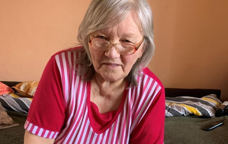 Marie Pavlíčková ráda dělá lidem radost