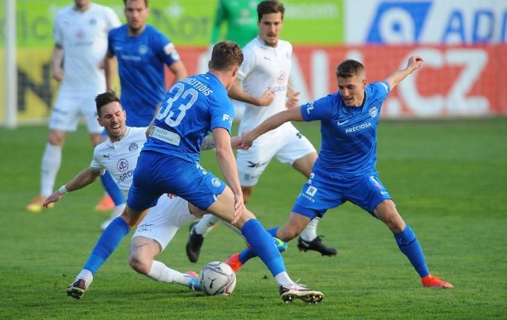 Slovácko se po výhře vrátilo na třetí místo
