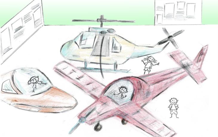 Muzeum děti přiláká na interaktivní zónu o letectví