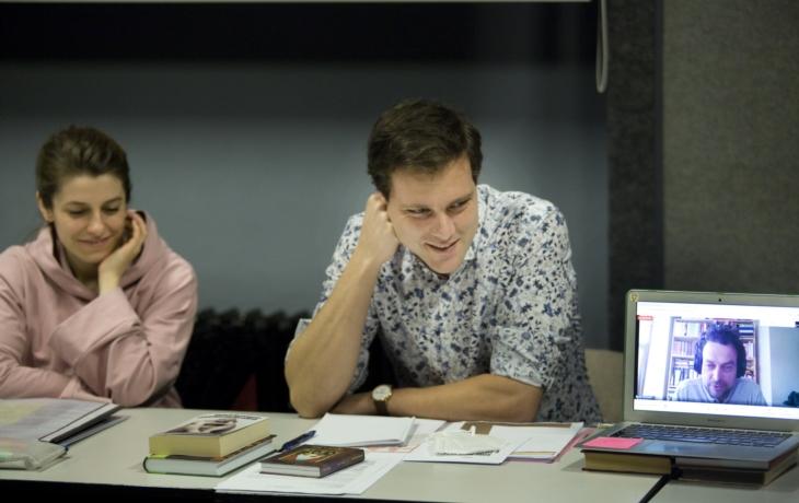 Slovácké divadlo se pochlubí unikátem - novým překladem Romea a Julie