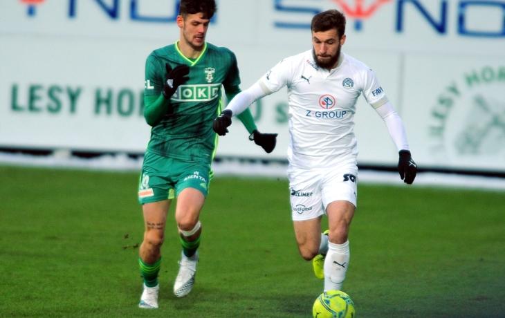 MFK Karviná - 1.FC Slovácko 0:2