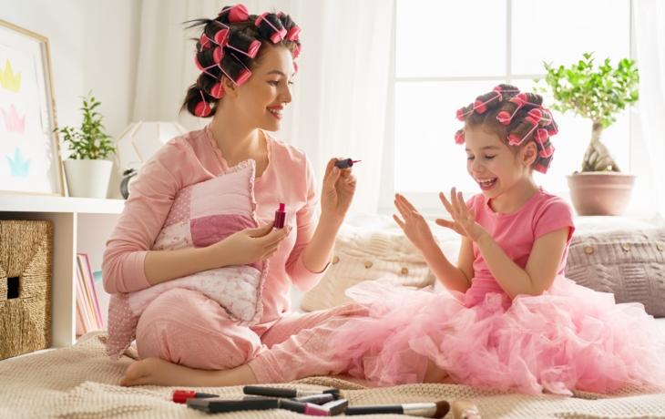 S dcerami je to mnohdy složitější