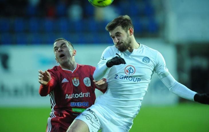 Dynamo České Budějovice - 1.FC Slovácko 0:1