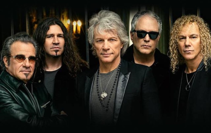 Buďte prvními, kdo uslyší nové pecky Bon Jovi