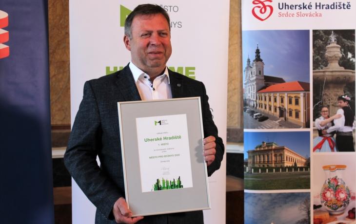 Uherské Hradiště je opět Městem pro byznys