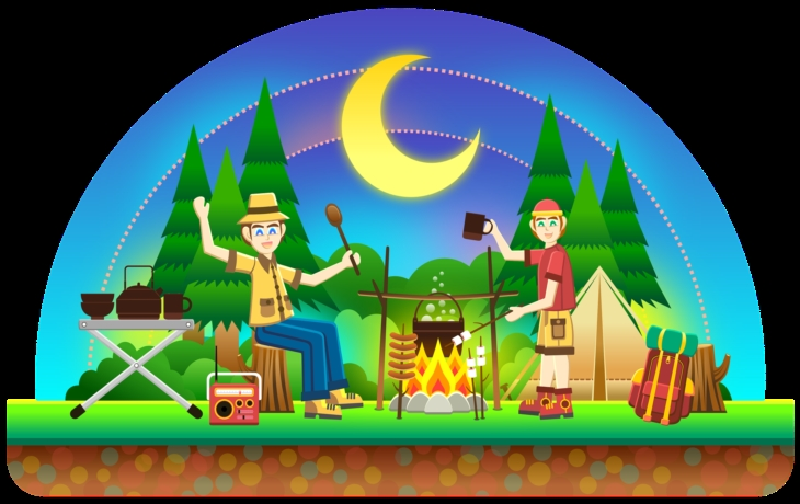 ZUŠka zve děti na letní tábory