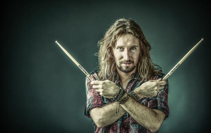 Miloš Meier s Drumming Syndrome