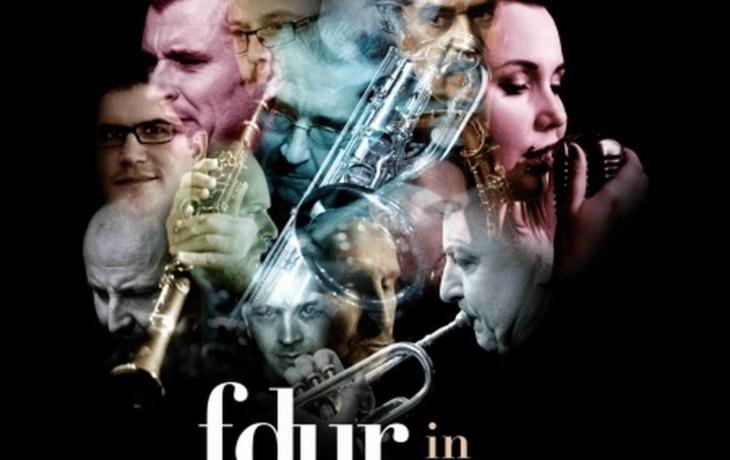 S F-DUR Jazzbandem to rozjede i Bára Basiková