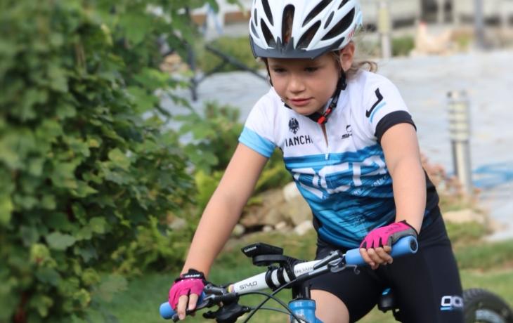 Talentovaná bikerka ovládla Český pohár, zaútočila v posledním stoupání