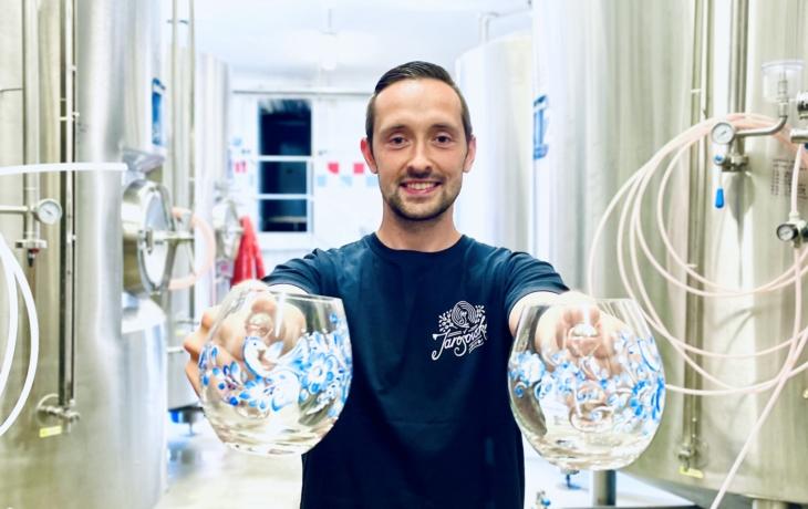 Jarošovský pivovar otvírá dveře, Juru vytunil hořkostí