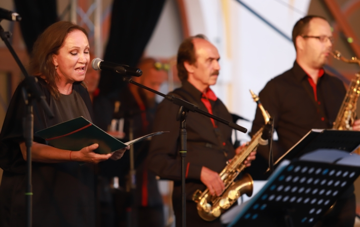 Bára Basiková ohromila publikum Jazz Weekendu