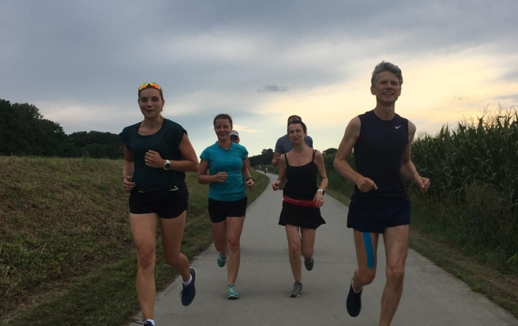 Slovácko pomáhá - Morava Run