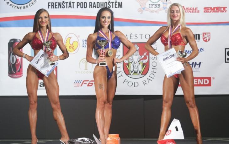 """Bikini """"modelka"""" Pauříková je mistryní Moravy"""